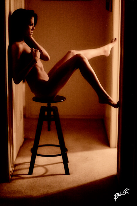Candice Nude Chair