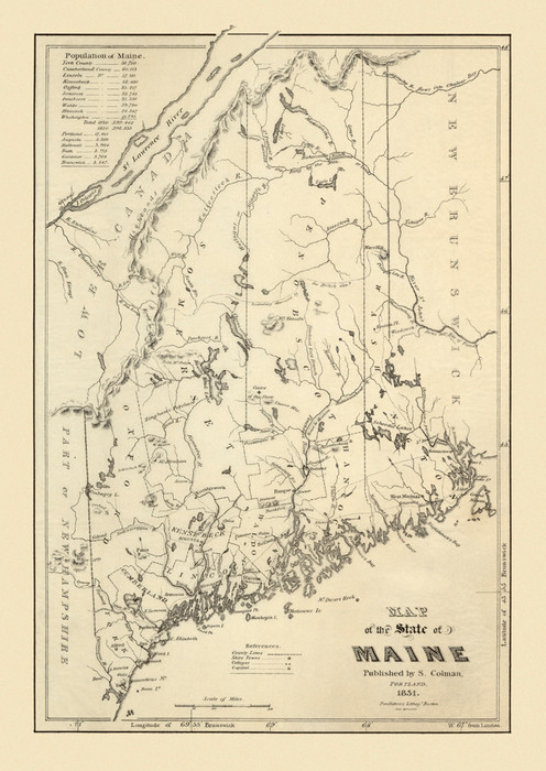 Maine 1831