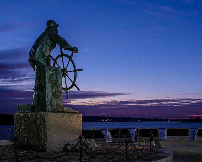 Fishermen Statue
