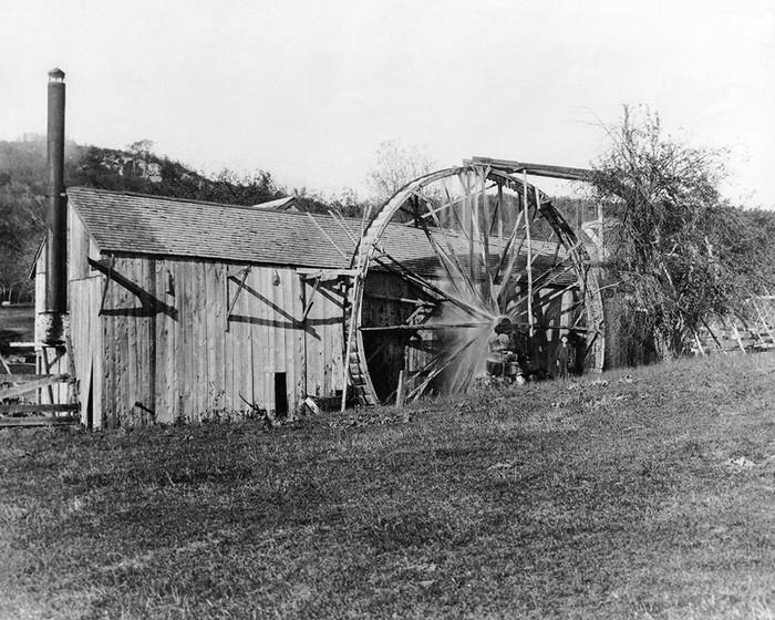 Buck's Saw Mill