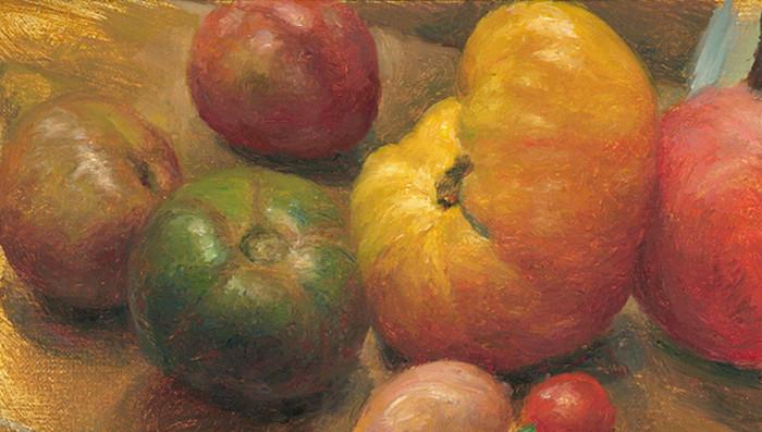 Heirloom Tomatoes - Fine Art Print