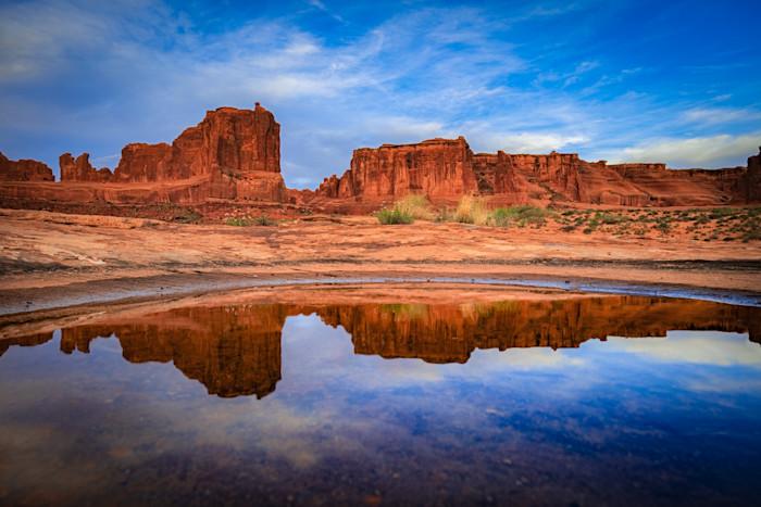 moab reflections