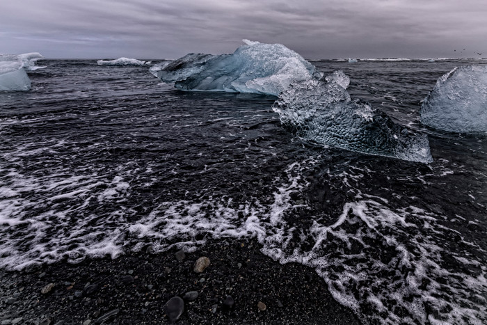 The Ice Beach #2 DS - South Iceland 2015