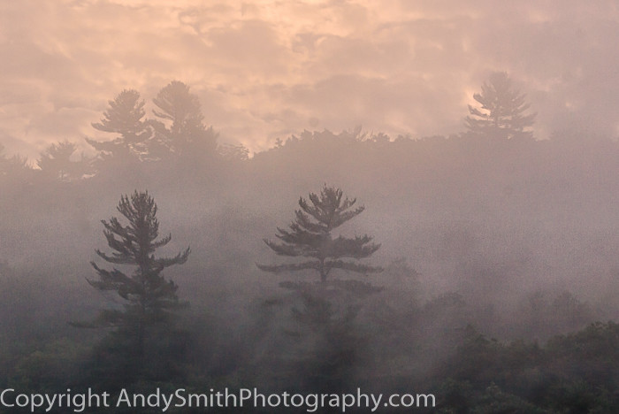 Dawn at Lackawaxen fine art photograph