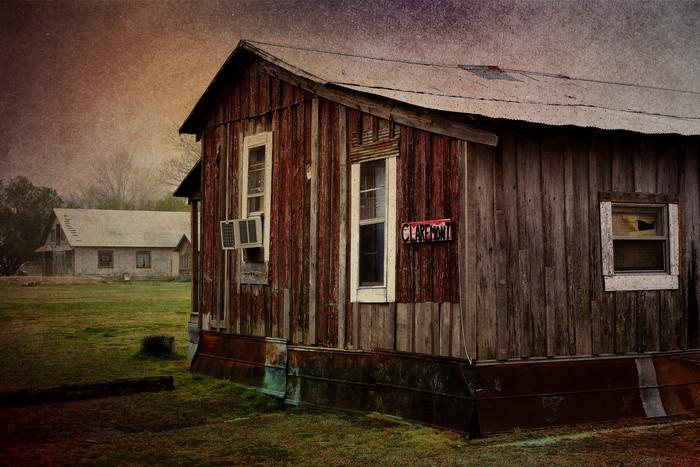 Claremont shack