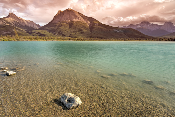 Gap Lake Photograph for Sale as Fine Art.