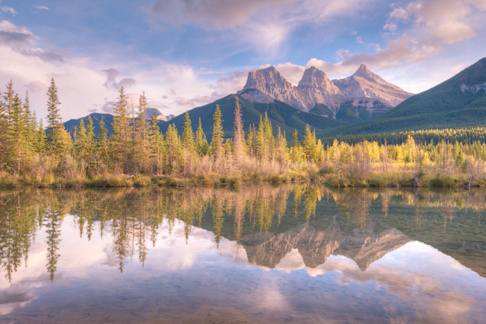 The Three Sisters Photograph for Sale as Fine Art.