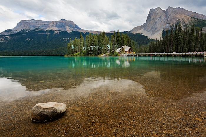 Emerald Lake Photograph for Sale as Fine Art.