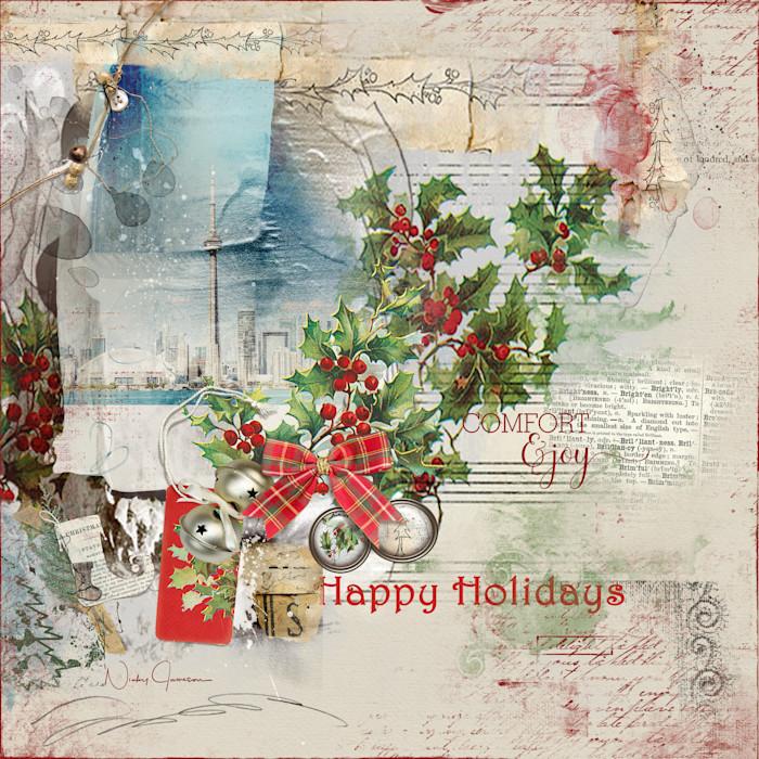 Happy Holidays Toronto