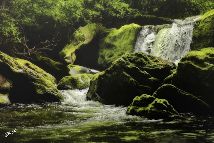 Green Smoky Mountains