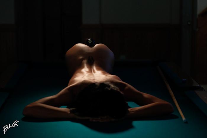 Eight Ball Nude