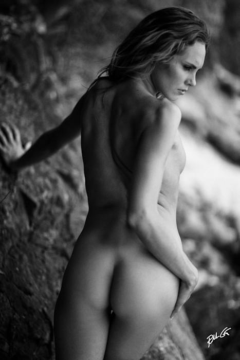 Exotic Island Nude