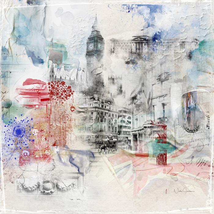 London Study | Nicky Jameson
