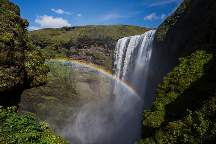 Summer Rainbows