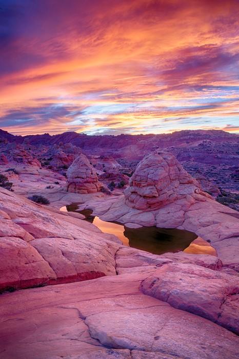 Pink Buttes - Douglas Sandquist Fine Art Photographs