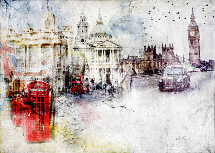 London Stories -  Sense of Time