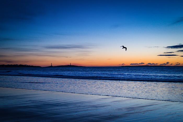 Long Beach sunrise