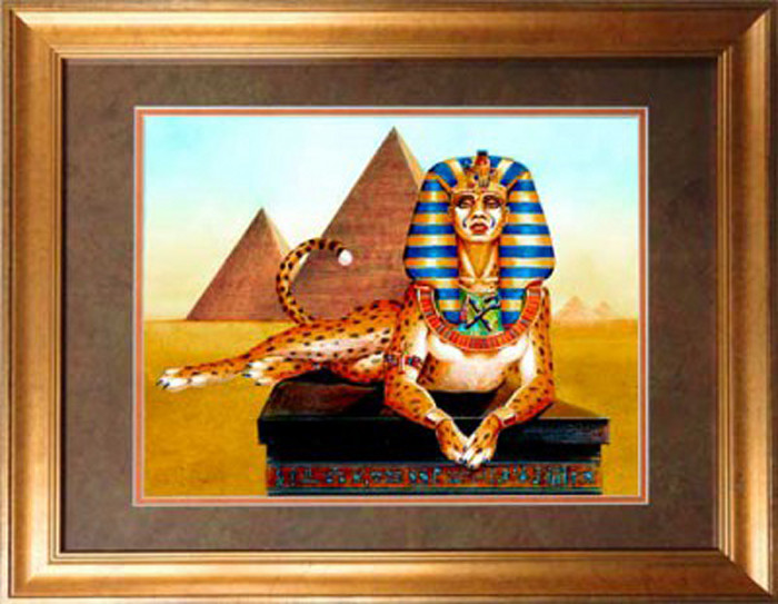Sphinx_matted_and_framed_cczkth