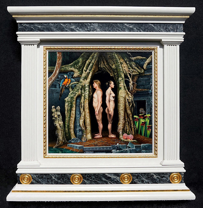 Kevin_grass-tree_of_life_framed-oil_on_canvas_painting_mini_jhlavs