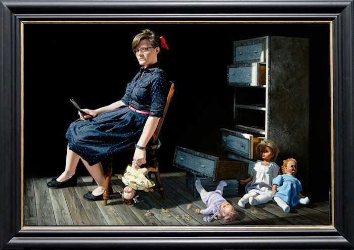 Kevin_grass-homecoming_framed-acrylic_on_panel_painting_umirw4