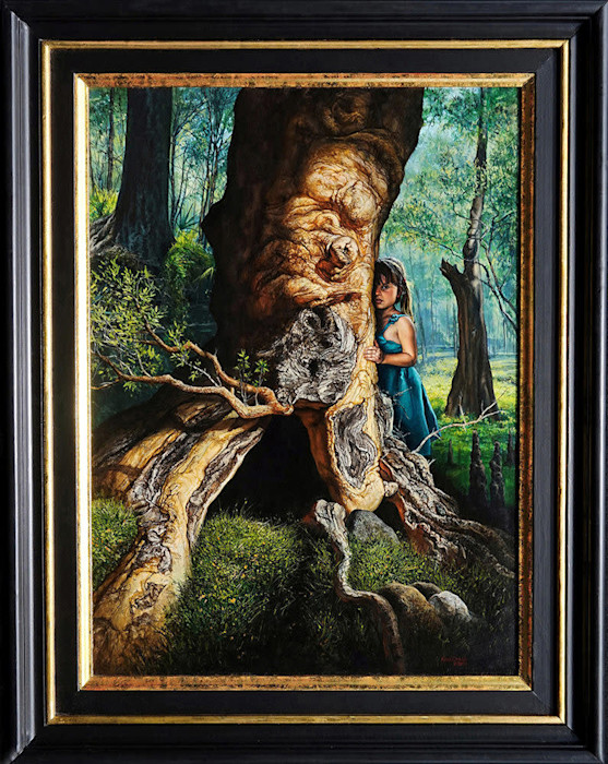 Kevin_grass-secret_framed-oil_on_canvas_painting_le2vqz