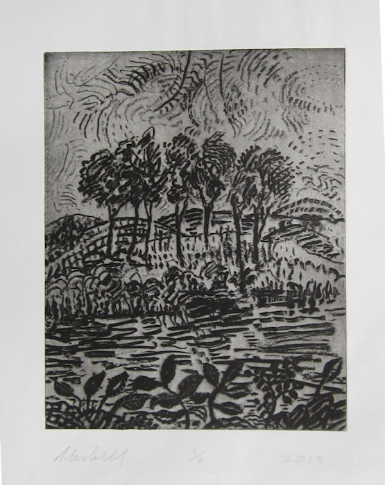 Jerry_skibell_across_the_stream_intaglio_etching_9x7_in._image_size_2013_1_f2cufn
