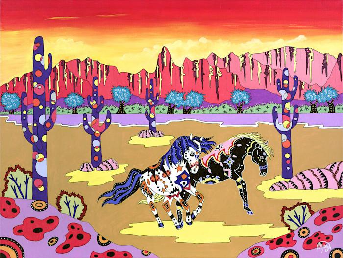 Playful.horses.signature_kzhtj5