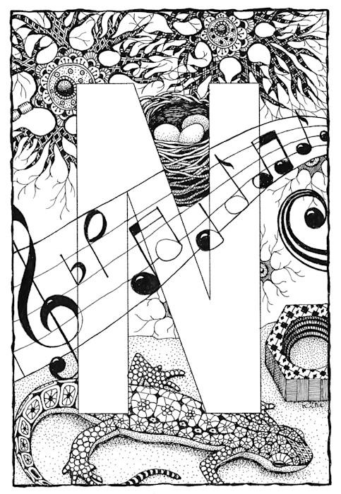 Alphabet-_n_ghmuye