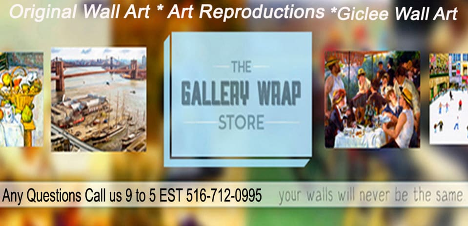 The             Gallery Wrap          Store