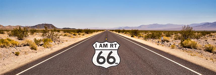 I am Rt 66