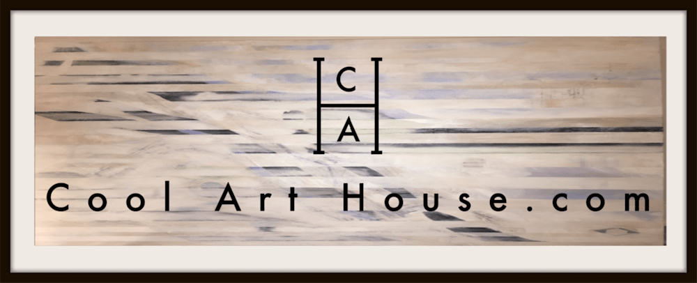 cool art house