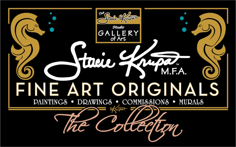 STACIE KRUPA FINE ART ORIGINALS