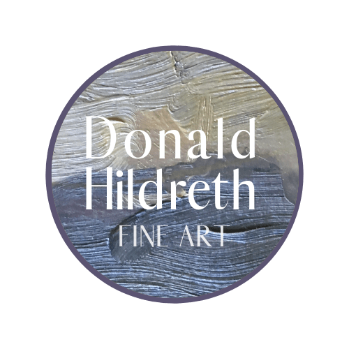 DONALD HILDRETH FINE ART PAINTINGS AND PRINTS
