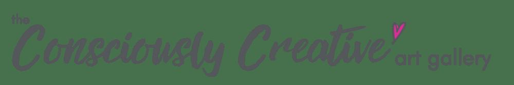 consciously creative art gallery
