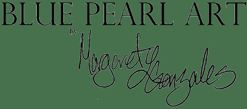 Blue Pearl Art