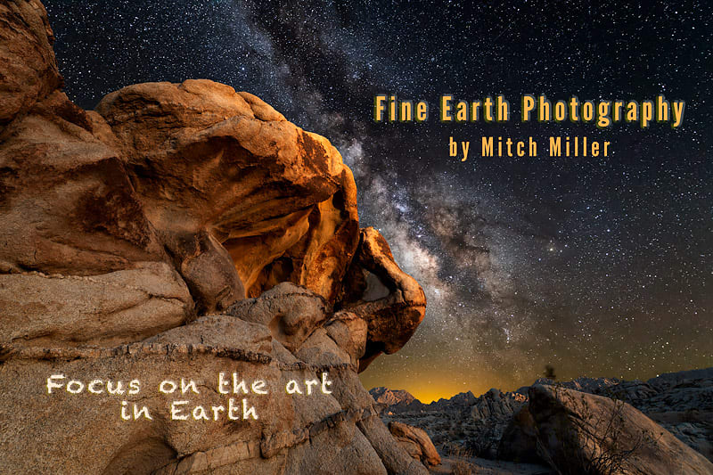 Fine Earth Photography by Mitch Miller