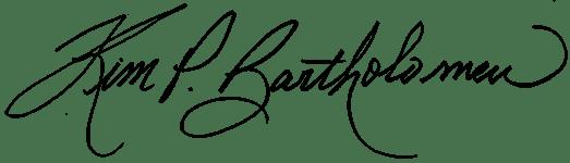 Kim P. Bartholomew