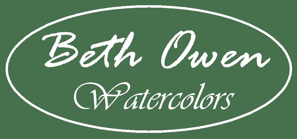 Beth Owen Watercolors
