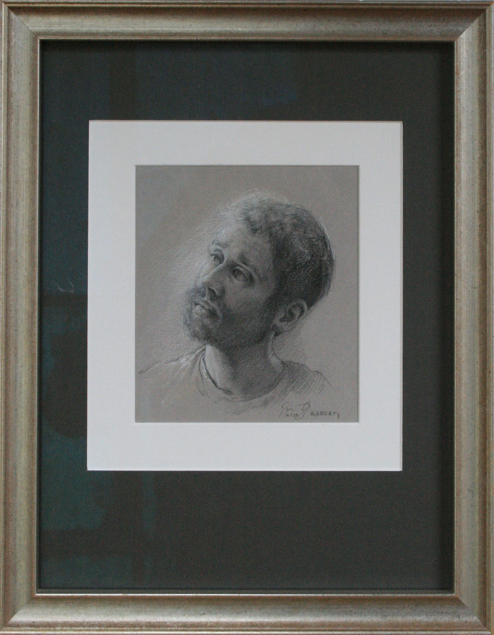 Contemplation-framed---Rafferty---Drawing-fbv35v