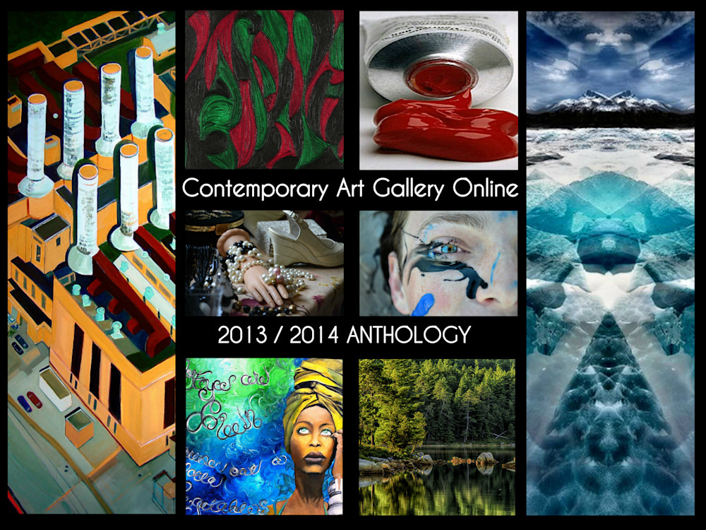 Contemporary Art Gallery Online Annual Anthology 2013/2014