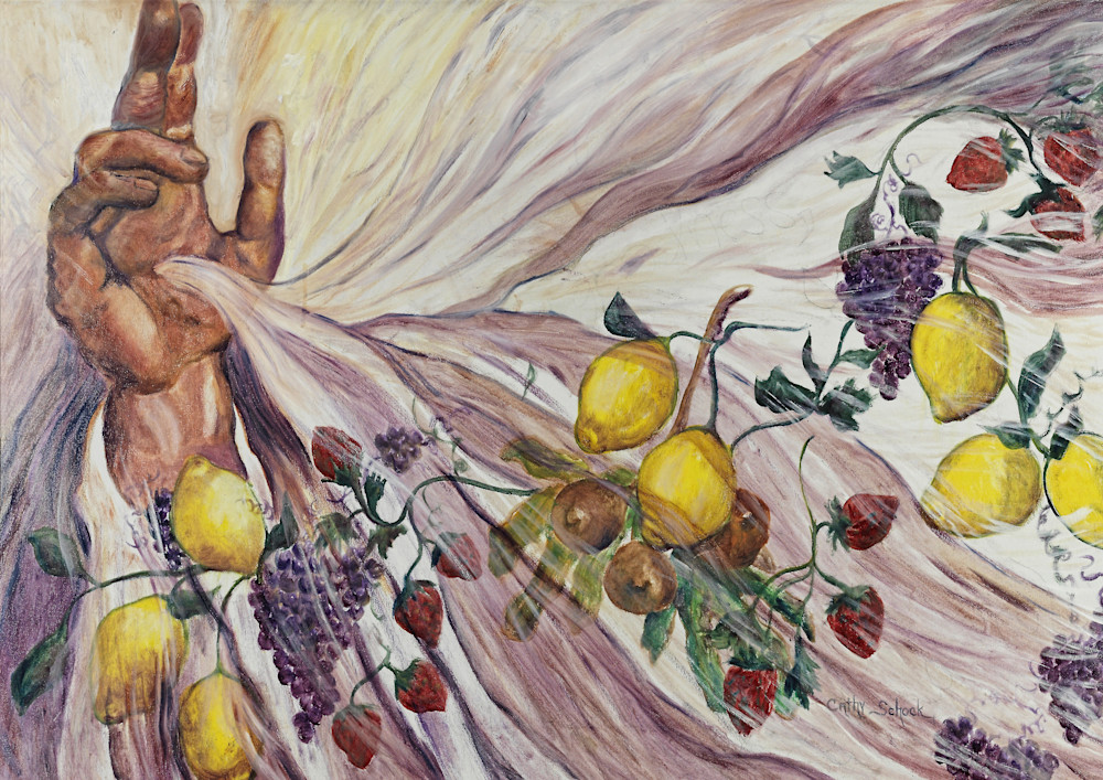 He Blesses Your Fruit by Cathy Schock