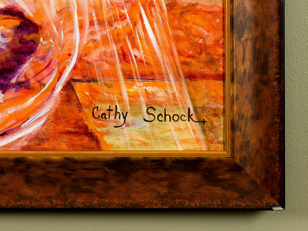 Thy Kingdom Come by Cathy Schock