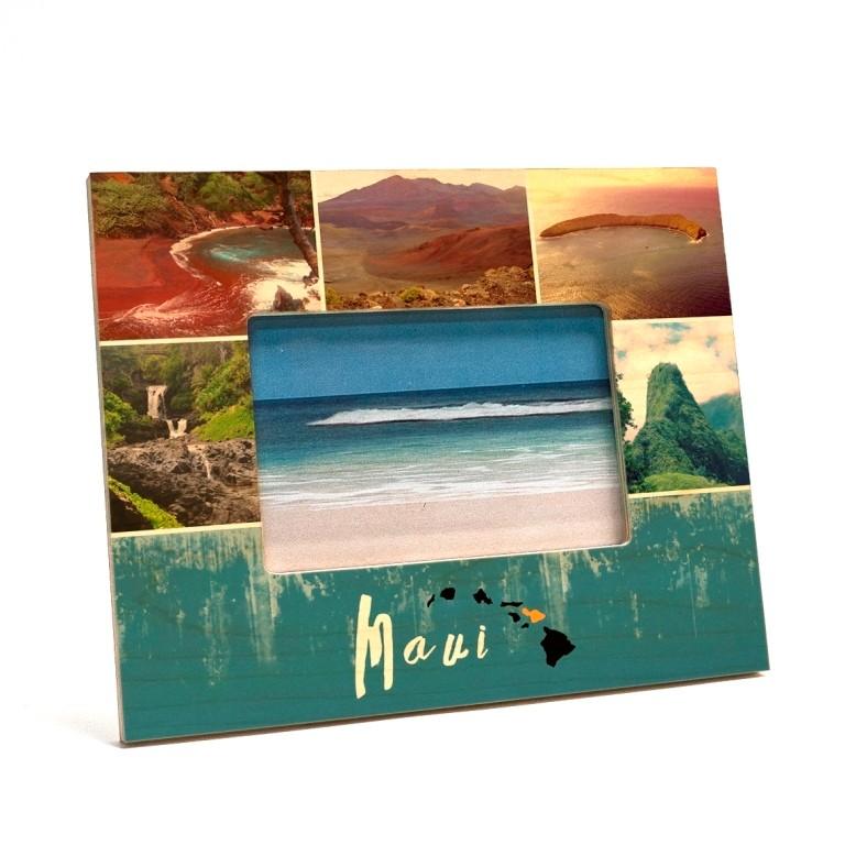 8x10 Decorative Picture Frames | Maui Collage