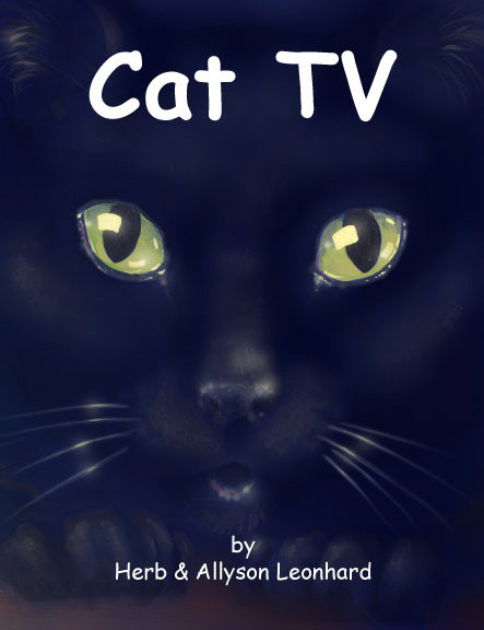 CatTV-cover, storybooks