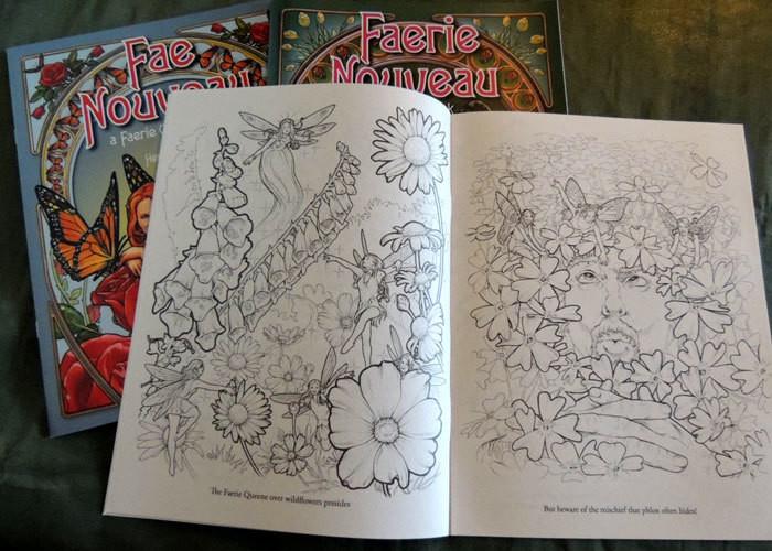 faerie garden page
