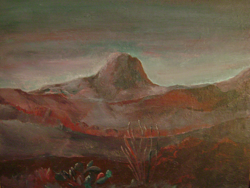 Santiago-Peak-from-Black-Hills-Burgundy-dq5gyr