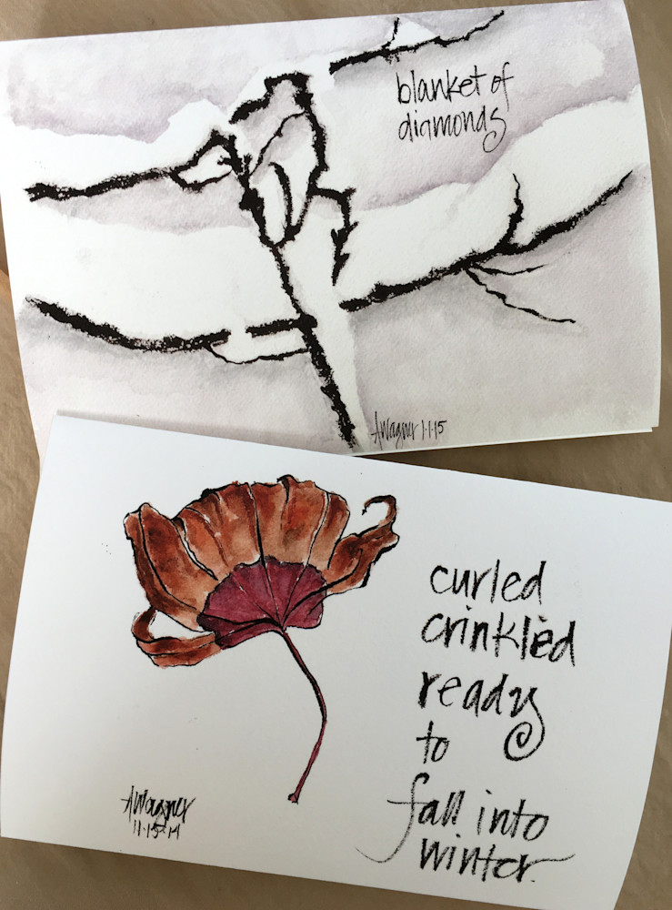 leaf-and-snow-diamonds-greeting-card-photo-fhygu1