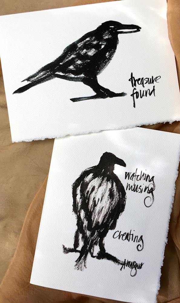 Raven-treasure-musing-card-photo-zds4ur