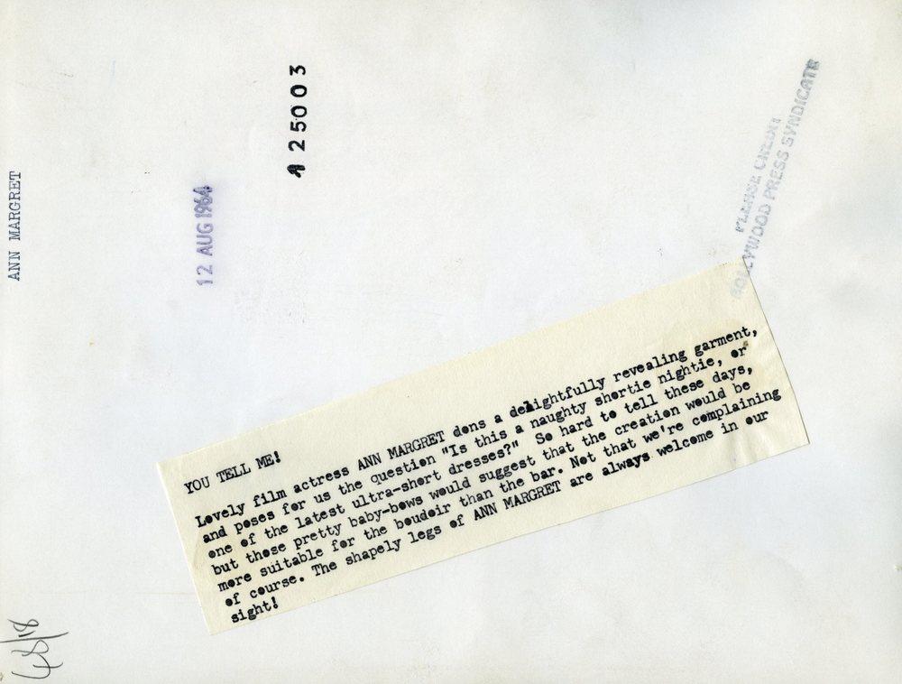 Ann-Margret--7x9-back-llii5l