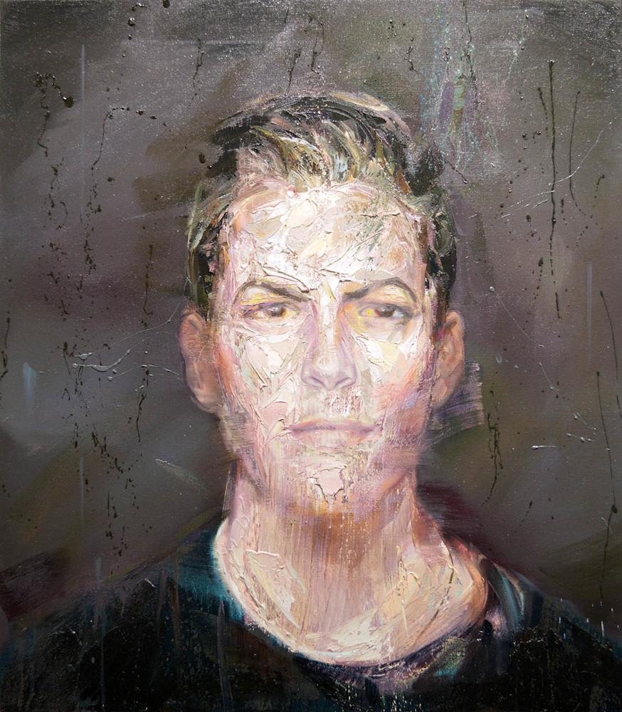Salman Yousra Portrait Painting
